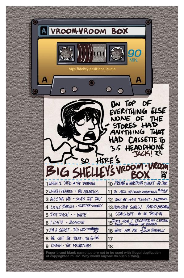 Big Shelley's Vroom Vroom Box Side A