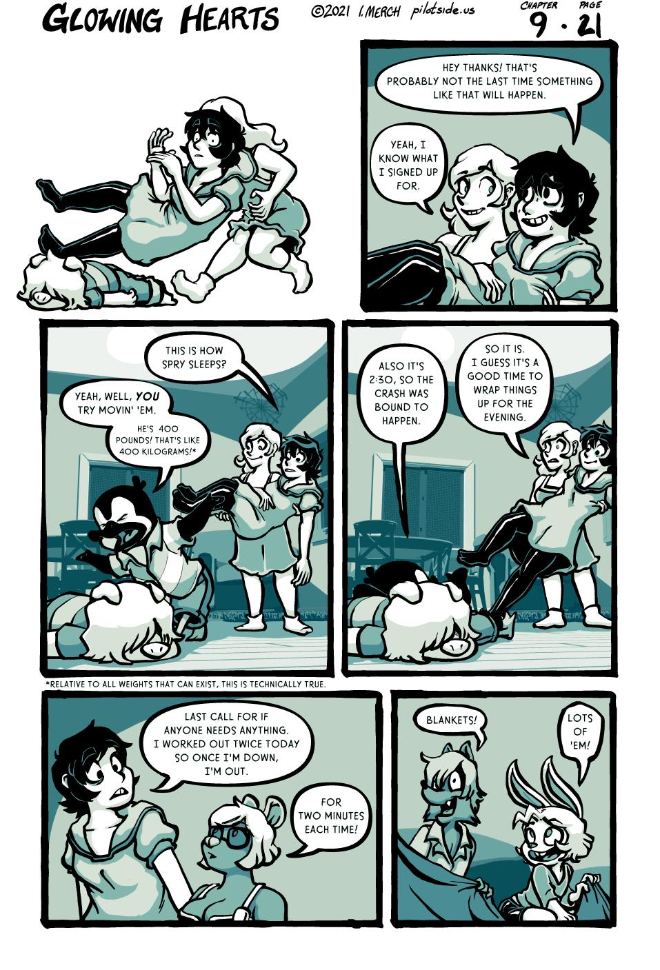 A Catch