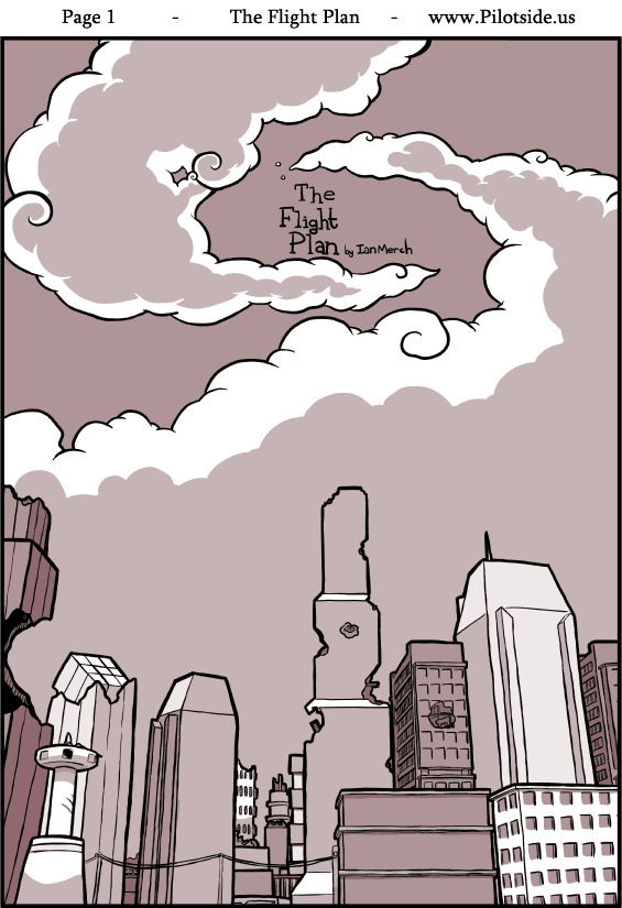 This comic isn't about clouds is it?